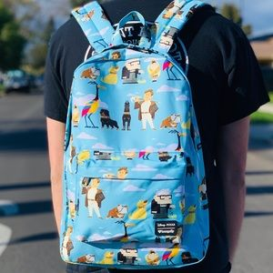 Disney-Pixar Up Backpack x Loungefly